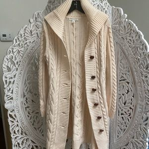 Banana Republic Long Knitted Sweater